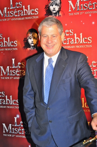 InDepth InterView Exclusive: Cameron Mackintosh Talks LES MISERABLES Onstage & Onscreen, Plus PHANTOM, OLIVER!, MISS SAIGON, BARNUM & More
