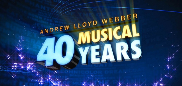 Details Revealed for ANDREW LLOYD WEBBER: 40 MUSICAL YEARS ITV Special, Airing March 31!