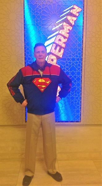 Photos: Original Broadway Superman Bob Holiday Visits Encores! IT'S A BIRD...IT'S A PLANE...IT'S SUPERMAN