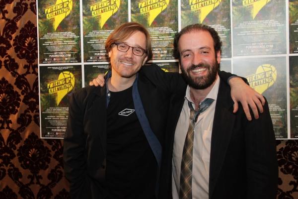 David Eric Davis and Sam Forman