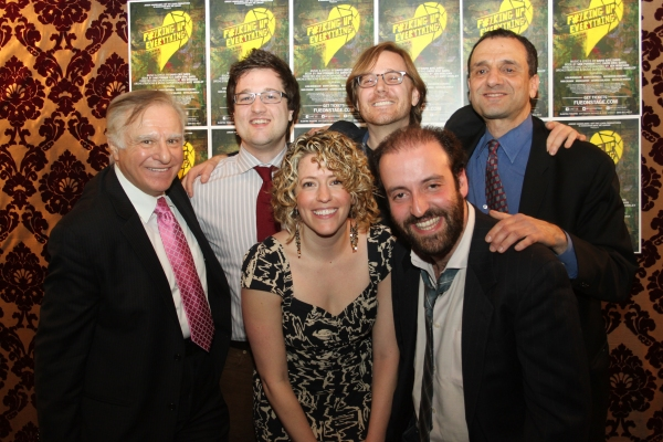 Joe Lavezzo, Matt Hinkley, David Eric Davis, Jeremy Handelman, Jen Wineman and Sam Forman