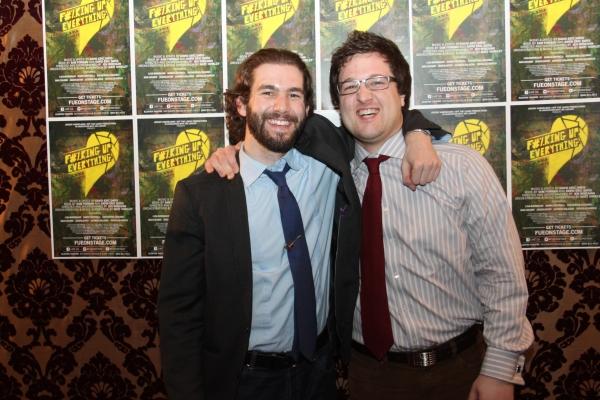 Eli Zoller and Matt Hinkley