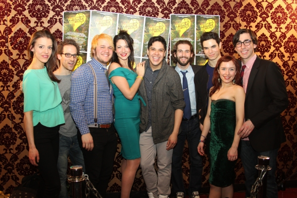Photo Coverage: Inside Opening Night of F#%KING UP EVERYTHING