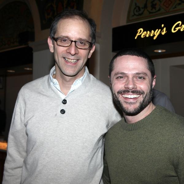 John Rando & Joshua Bergasse