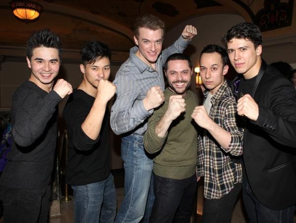Suo Liu, Jason Ng, Edward Watts, Joshua Bergasse, Scott Weber & Craig Henningsen