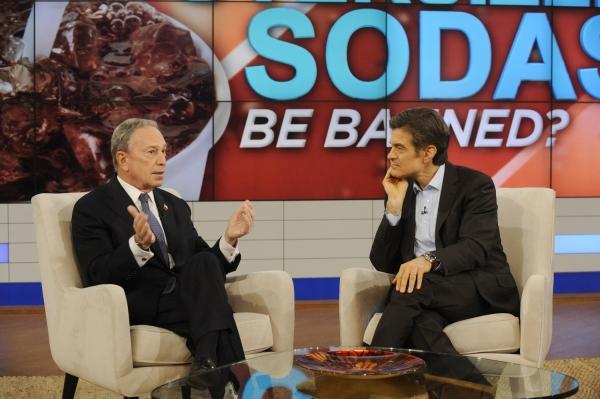 Mayor Bloomberg,Dr. Oz