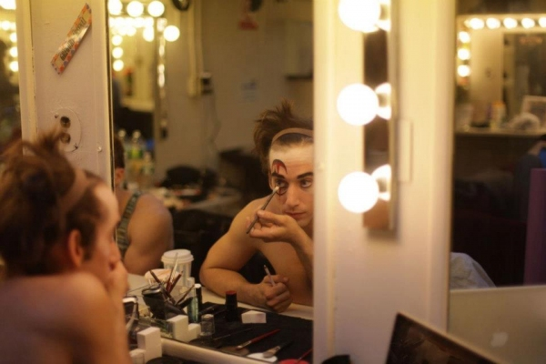 Photos: Backstage with the Cast of PIPPIN for First Preview!