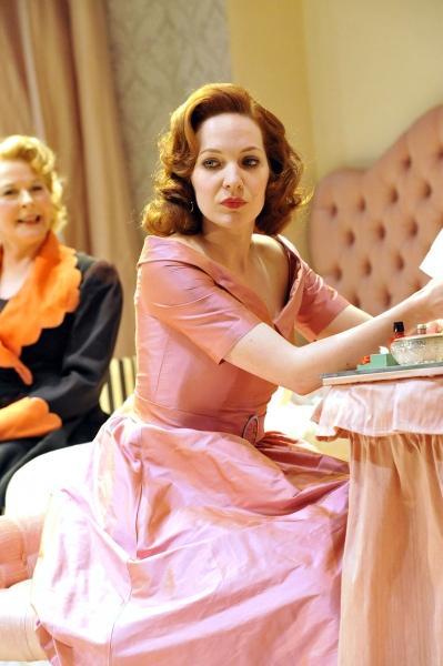 Stella Gonet and Katherine Parkinson