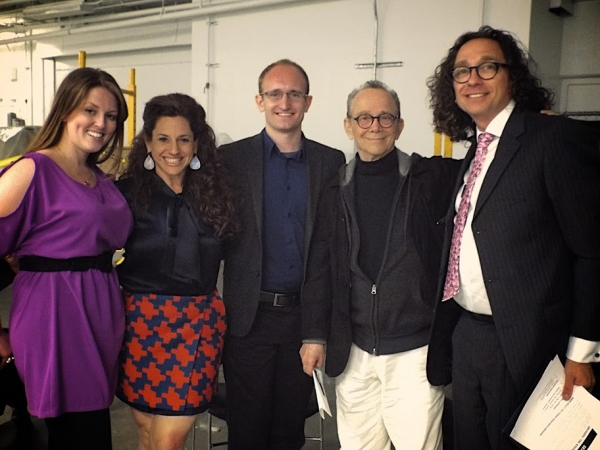Photo Flash: Joel Grey, Marissa Jaret Winokur and More in SHOWSEARCH 2013