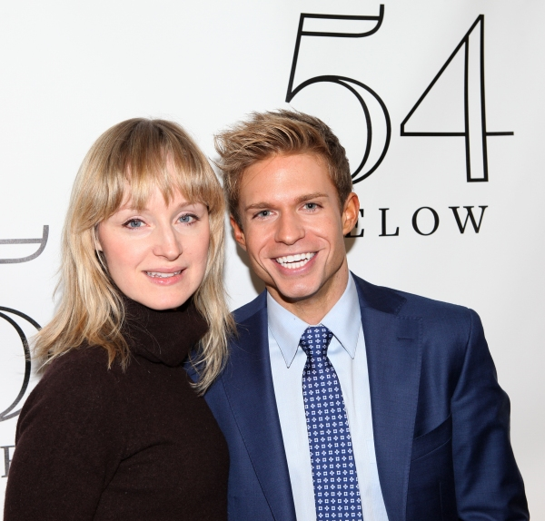 Photo Coverage: Inside Hunter Ryan Herdlicka's 54 Below Concert!