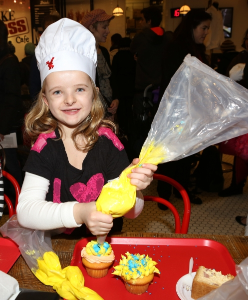 Photo Coverage: Broadway Kids Gather to Celebrate Lilla Crawford's  12th Birthday!