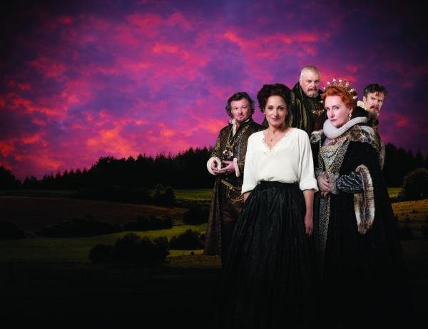 From left: Geraint Wyn Davies, Lucy Peacock, Brian Dennehy, Seana McKenna, Ben Carlson