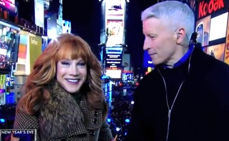 Anderson Cooper and Kathy Griffin Teaming Up for CNN Talk Show?