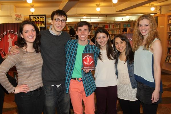 Kathryn Faughnan, Alex Burstein, Henry Hodges, Nicole Bocchi, Sarah Rosenthal andDevynn Pedell