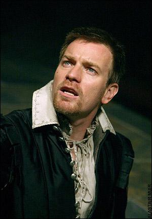 Ewan McGregor Defends James McAvoy's MACBETH