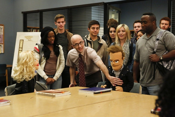Photo Flash: COMMUNITY Gets Down with Puppets in 'Intro to Felt Surrogacy', 4/11