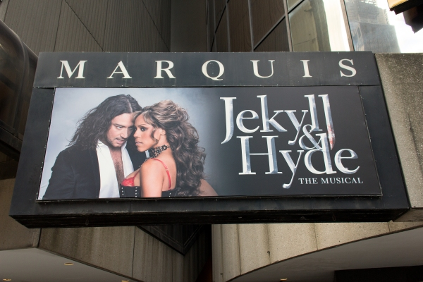 JEKYLL & HYDE Begins Broadway Performances