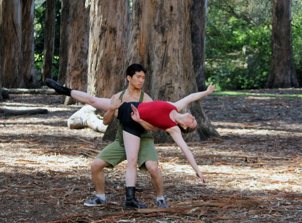 Photos: UC Berkeley Presents 4 New Dance Works in 'Berkeley Dance Project 2013: Aperture'; Thru 4/28