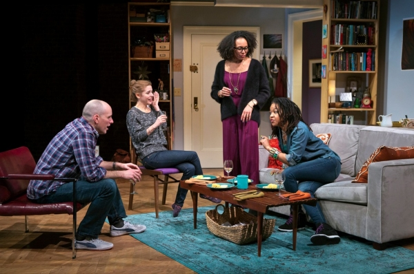 Photo Flash: First Look at Kerry Butler and More in Playwrights Horizons and Primary Stages' THE CALL