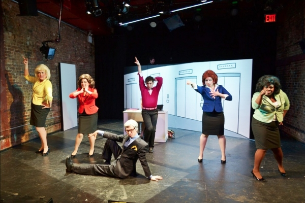 Photo Flash: First Look at La MaMa's MR. IRRESISTIBLE, Opening Tonight