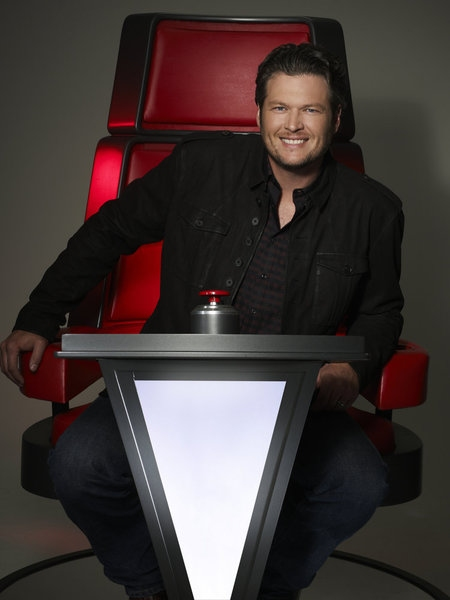 Blake Shelton & Luke Bryan to Co-Host CBS' THE TALK Next Week