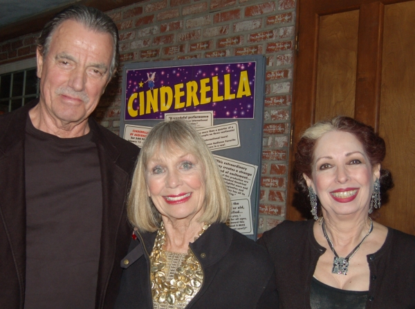 Santa Monica Playhouse co-Founder, Actor Eric Braeden (The Young and the Restless,) A Photo