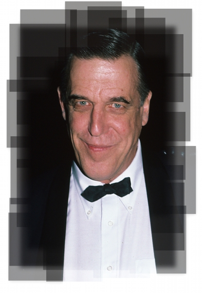 Photo Blast from the Past: Fred Gwynne