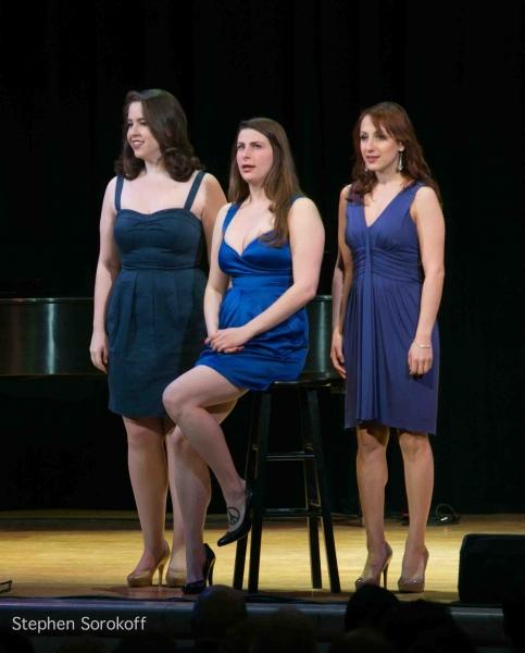 Mary Lane Haskell, Kristin Dausch, Jenna Dallacco