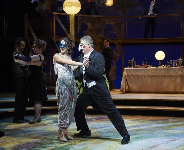 Photo Flash: First Look at Great Lakes Theater's MUCH ADO ABOUT NOTHING, Opening Tonight