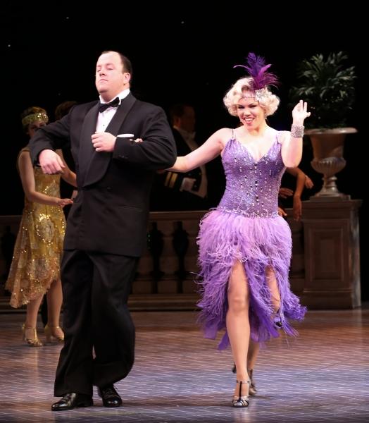 Chris Sullivan & Robyn Hurder