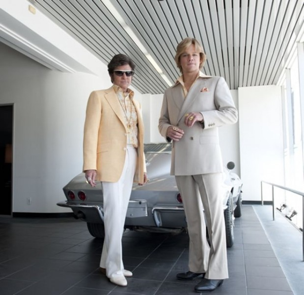 New Trailer Released For HBO's BEHIND THE CANDELABRA