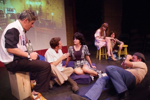 Photo Flash: THE DEEP THROAT SEX SCANDAL Extends Through April 14 at Zephyr Theatre