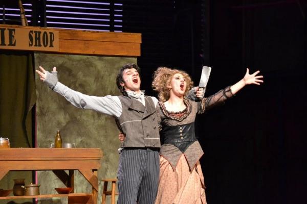 Ryne Nardecchia and Morgan Starr