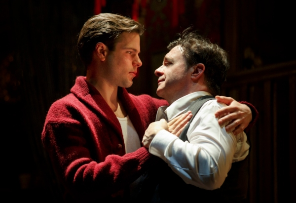 Photo Flash: First Look at Nathan Lane, Jonny Orsini and More in THE NANCE!