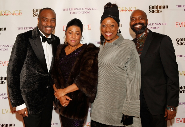 Chairman Emeritus, of the board of the Evidence Dance Company and Executive Vice President at Booz Allen Hamilton Reginald Van Lee, Kathleen Battle, Jessye Norman and Artistic Director Ronald K Brown
