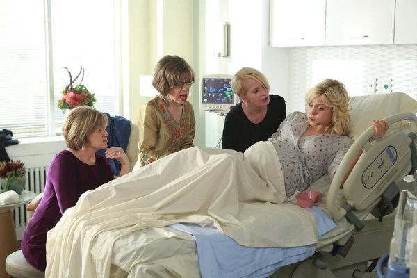 Mary Kay Place, Jackie Hoffman, Ellen Barkin, Georgia King