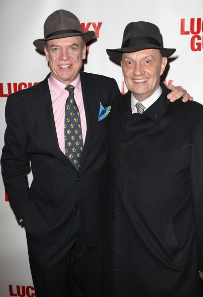 Christopher McDonald & Eddie Hayes
