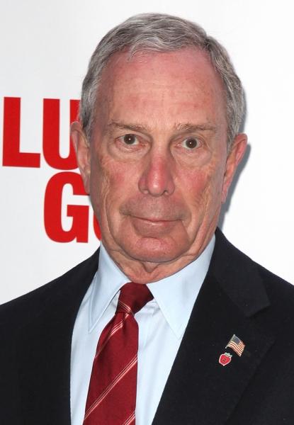 Mayor Michael Bloomberg Photo