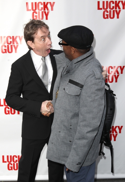 Martin Short & Spike Lee