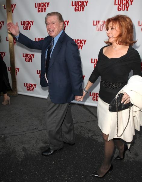 Regis Philbin & Joy Philbin