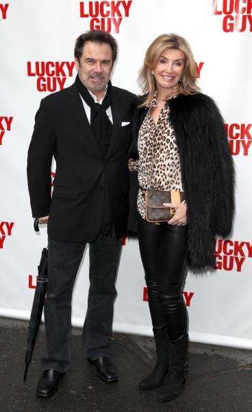 Dennis Miller & wife Carolyn Miller