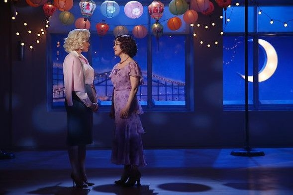 Photo Flash: First Look at Bernadette Peters and More on SMASH Tonight!