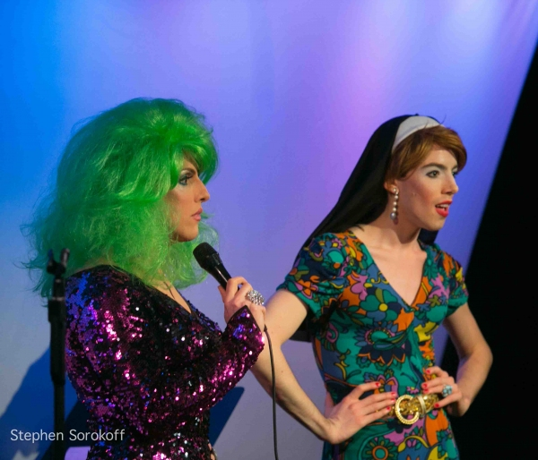 Hedda Lettuce & Millie Grams Photo