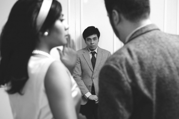 Photo Flash: Meet the Cast of THE GRADUATE, Opening Tonight
