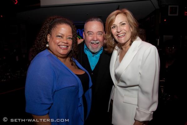 Natalie Douglas, Michael McAssey and Karen Mason