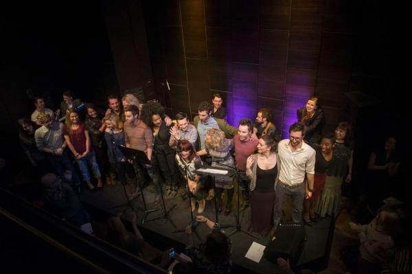 Photo Flash: Bobby Cronin's THE CONCRETE JUNGLE CD Release Concert at St. James Theatre