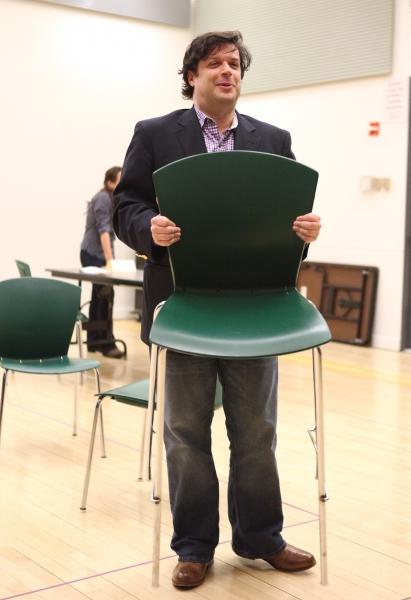 Director Joe Calarco