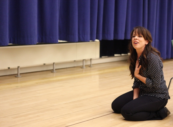 Photo Coverage: In Rehearsal with the Cast of THE MEMORY SHOW!
