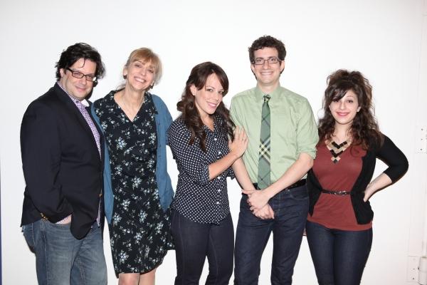 Joe Calarco, Catherine Cox, Leslie Kritzer, Zach Redler & Sara Cooper