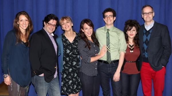 Joe Calarco, Catherine Cox, Leslie Kritzer, Zach Redler, Sara Cooper & Jack Cummings III